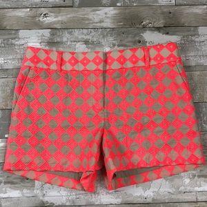 Ann Taylor Loft Riviera Short Lined Casual Shorts